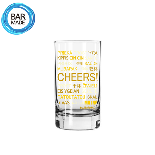 [자체제작] CHEERS! 페인팅 맥주 잔 (150ml) CHEERS! Painting Beer Glass