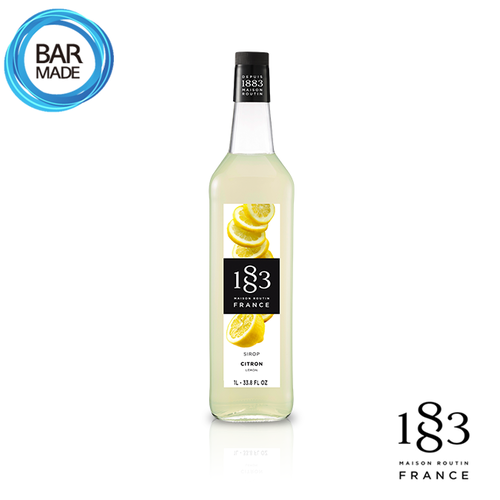 1883 레몬 시럽(1000ml)1883 Lemon Syrup