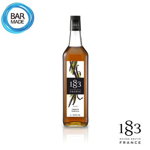 1883 바닐라 시럽 (1000ml)1883 Vanilla Syrup