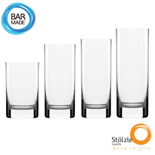스토즐 뉴욕바 하이볼 잔(290ml / 350ml / 380ml / 405ml)Stolzle NewYork Bar Highball Glass