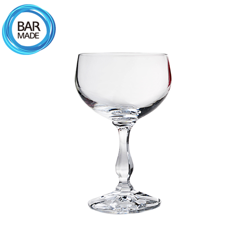 빈티지 소서 칵테일 잔 (220ml) Vintage Saucer Cocktail Glass
