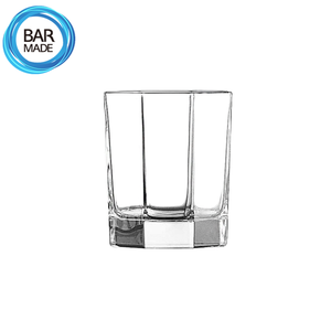 옥타곤 락 글라스 (200ml/300ml)  Octagon Rock Glass