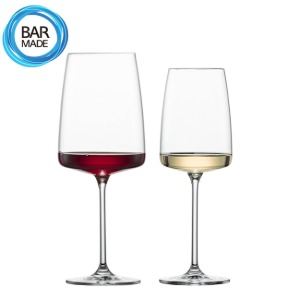 쇼트즈위젤 센사 와인 글라스 RED(535ml) / WHITE(363ml)  SCHOTT ZWIEWEL Sensa Wine Glass