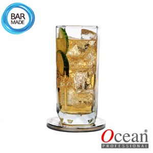 1BOX - 6ea 오션 프리즈마틱 하이볼 잔(325ml) Ocean Prismatic Highball Glass [B19711]