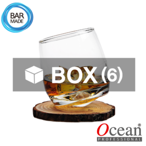 1BOX - 6ea 오션 탑 온더락 잔 (270ml) Ocean Top Rocks Glass [J14209]