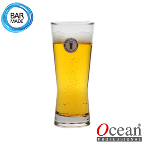 오션 피즈 업 맥주 잔 (400ml) Ocean Fizz Up Beer Glass [B21314]
