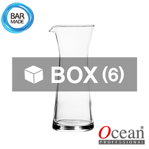 1BOX - 6ea 오션 비스트로 카라프 디켄터 (610ml) Ocean Bistro Carafe Decanter[V13621]