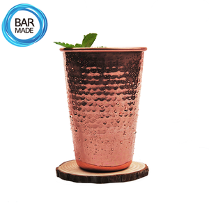 구리 쥴렙 잔 (650ml) Copper Julep Cup