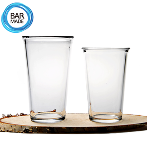 강화 유리 컵 (380ml/500ml) - 택1 Tempered Glass Cup