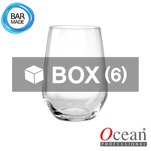 1BOX - 6ea 오션 렉싱턴 하이볼 잔(370ml) Ocean Lexington Highball Glass[C18513]