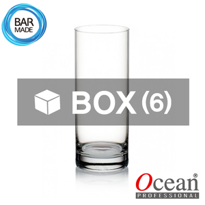 1BOX - 6ea오션 산마리노 롱드링크 하이볼 잔 (480ml) Ocean San Marino Long Drink Highball Glass[B00416]