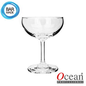 오션 소서 샴페인 잔 (200ml) Ocean Saucer Champagne Glass[501S07]