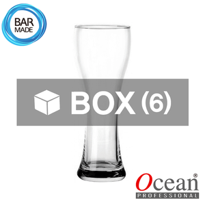 1BOX - 6ea 오션 임페리얼 롱 드링크 맥주 잔 (475ml) Ocean Imperial Long Drink Beer Glass[R00216]