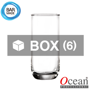 1BOX - 6ea오션 탑 드링크 콜린스 잔(625ml)Ocean Top Drink Collins Glass[B00322]