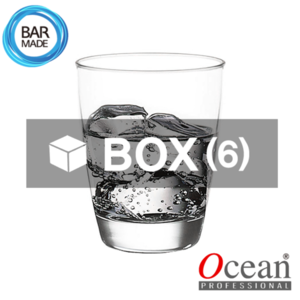 1BOX - 6ea 오션 티아라 온더락 잔 (365ml) Ocean Tiara Rocks Glass [B12013]