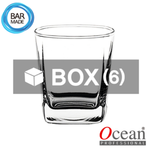 1BOX - 6ea 오션 플라자 온더락 잔 (195ml) Ocean Plaza Rocks Glass [B11007]