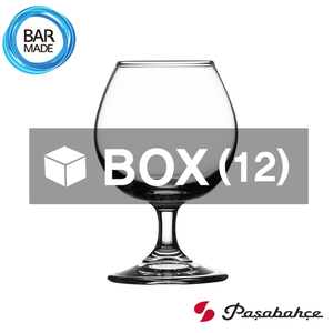 1BOX - 12ea파사바체 샤란테 브랜디 잔 (175ml)Pasabahce Charente Brandy Glass[44805]