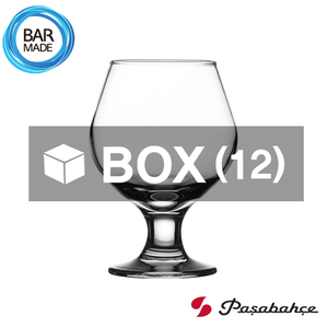 1BOX - 12ea파사바체 카프리 브랜디 잔 (265ml)Pasabahce Cafri Brandy Glass[44741]