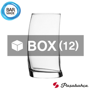 1BOX - 12ea파사바체 펭귄 롱 드링크 잔(385ml)Pasabahce Penguin Long Drink Glass[42550]