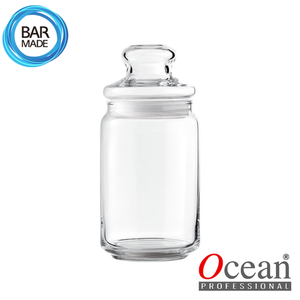 오션 POP JAR 유리병(750ml) (유리뚜껑포함)Ocean POP JAR Glass Bottle[B02526G]