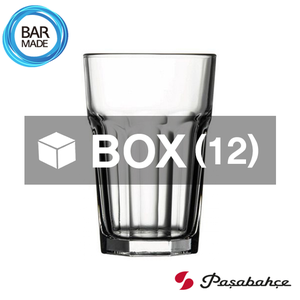 1BOX - 12ea파사바체 카사블랑카 텀블러 잔(415ml)Pasabahce Casablanca Tumbler Glass[52709]