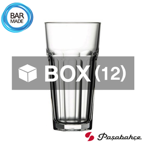 1BOX - 12ea파사바체 카사블랑카 텀블러 잔(475ml)Pasabahce Casablanca Tumbler Glass[52707]