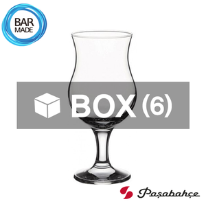 1BOX - 6ea파사바체 카프리 맥주 잔 (380ml)Pasabahce Capri Beer Glass[44872]