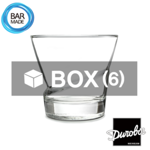 1BOX - 6ea 듀로보 리마 락 잔 (370ml) Durobor Lima Rocks Glass [D18-944]