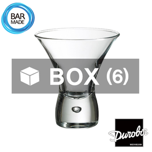 1BOX - 6ea 듀로보 캔쿤 칵테일 잔 (240ml)Durobor Cancun Cocktail Glass[D18-662]