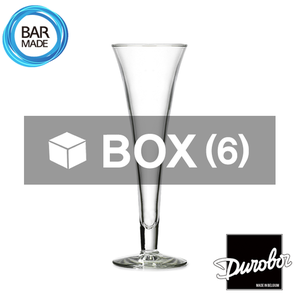 1BOX - 6ea 듀로보 로얄 샴페인 잔 (160ml)Durobor Royal Champagne Glass [D18-666]