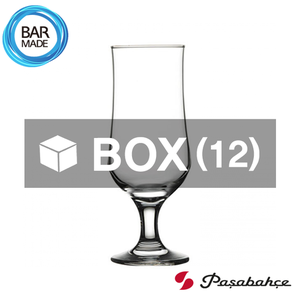 1BOX - 12ea 파사바체 튤립 맥주 잔(385ml)Pasabahce Tulip Beer Glass[44169]