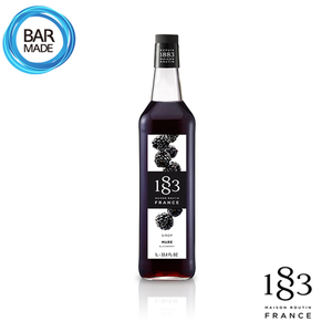 1883 블랙베리 시럽 (1000ml)1883 Blackberry Syrup