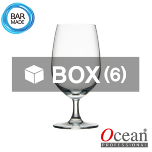 1BOX - 6ea 오션 메디슨 고블렛 잔 (425ml) Ocean Madison Goblet Glass [015G15]
