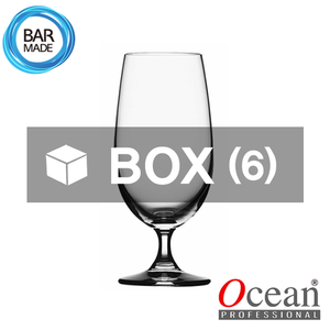 1BOX - 6ea 오션 클래식 맥주 잔 (420ml) Ocean Classic Beer Glass [501B15]