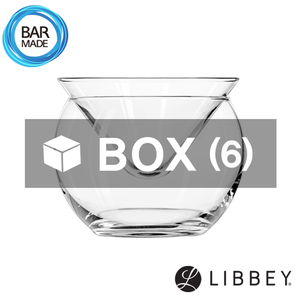 1BOX - 6ea리비 스릴러 칠러 마티니 잔 (170ml)Libbey Thriller Chiiler Martini Glass