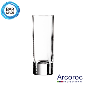아코록 더블 슬래머 샷 잔(60ml)Arcoroc Double Slammer Shot Glass [40375]