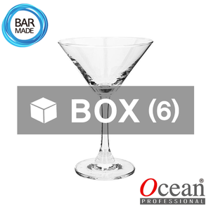 1BOX - 6ea 오션 디바 칵테일 잔 (210ml)Ocean Diva Cocktail Glass[003C07]
