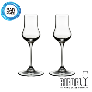 [ 2P SET ] 리델 비늄 화이트 스피리츠 잔80mlRIEDEL Vinum White Spirits Glass