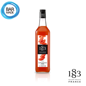 1883 핑크 자몽 시럽 (1000ml) 1883 Pink Grapefuit Syrup