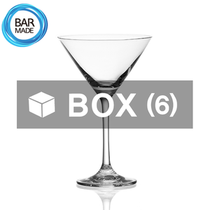 1BOX - 6ea 베이직 더블 마티니 잔 (283ml)Basic Double Martini Glass