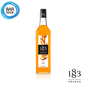 1883 피치 시럽 1000ml 1883 Peach Syrup